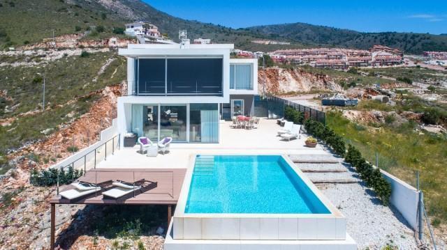 Villa Benalm 225 Dena M 225 Laga Costa Del Sol For Sale 1 045
